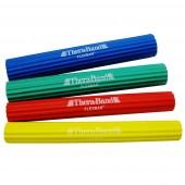 紅色Thera-Band® FlexBar® 阻/握力棒-上肢扭力,肌力訓練,網球肘,高爾夫球肘